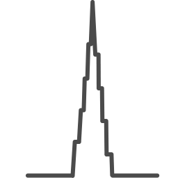 dubai tower icon