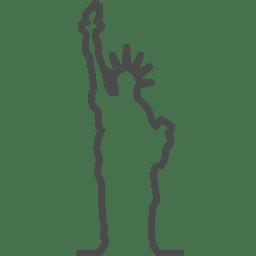 newyork liberty icon