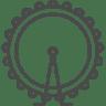 London-wheel icon
