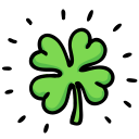 Clover shine icon