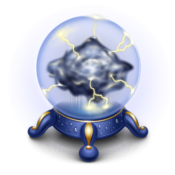 thunderstorm icon