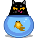 http://icons.iconarchive.com/icons/iconka/meow/128/cat-fish-icon.png