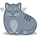cat purr icon