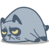 Cat-grumpy icon