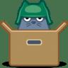 Cat-box icon