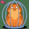 Cat-cage icon