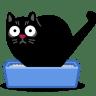 Cat-poo icon