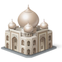 tajmahal icon