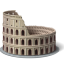 http://icons.iconarchive.com/icons/iconka/places-of-interest/64/colosseum-icon.png