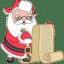 Santa-wishlist icon