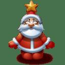 Santa 3 icon
