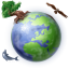 Earth icon