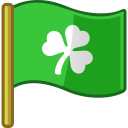 Flag-st-patrick icon