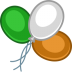 Balloons-color icon