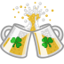 Beer-clink-cheers icon