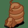 Dog-dachshund icon