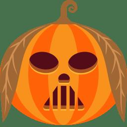 Pumpkin Vader icon
