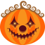 Pumpkin-Clown icon