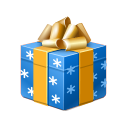 Presentblue icon