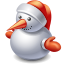 http://icons.iconarchive.com/icons/iconka/xmas-2009/64/snowman-icon.png