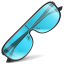 Glasses-sunglasses icon