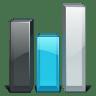 Chart-bar-chart icon