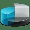 Chart-pie-chart icon