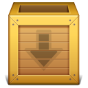 Download-box icon