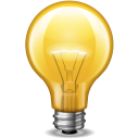 Light-bulb icon