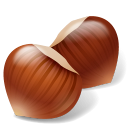 Nut-Hazelnut icon