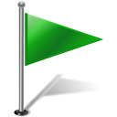Flag1RightGreen-2 icon