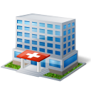 Hospital icon