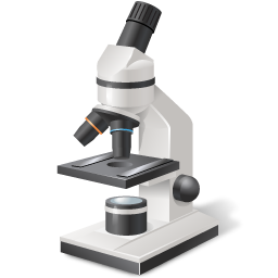 Equipment Microscope icon