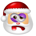 Santa-Claus-Beaten icon