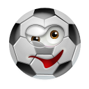 SoccerBall Wink icon