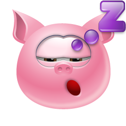 Piggy Sleep icon