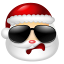 Santa Claus Cool icon