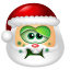 Santa Claus Sick icon