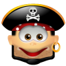 Pirate-Smile icon