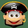 Pirate-Smile icon