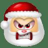 Santa-Claus-Angry icon