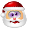 Santa-Claus-Dizzy icon