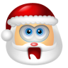 Santa-Claus-Shock icon