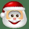 Santa-Claus-Smile icon