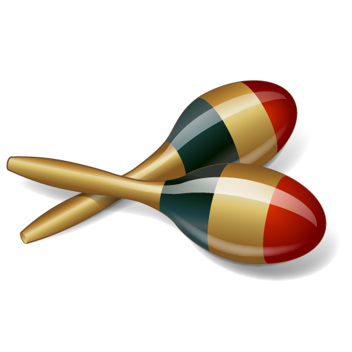 Maracas Icon | Musical Instruments Iconset | Icons-Land