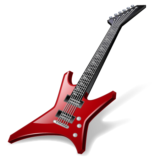 Rock-Guitar icon
