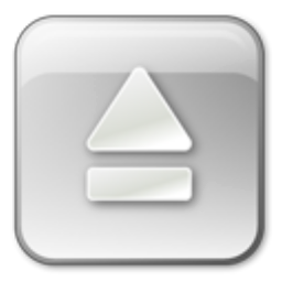 Eject Disabled icon