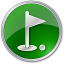 Golf Club Green icon