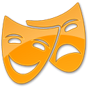 Theater Yellow 2 icon