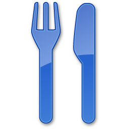 Restaurant Blue 2 icon